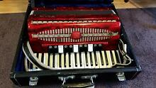 Piano Accordion -Baile Brand -120 Bass -Great Condition With Case Melbourne CBD Melbourne City Preview