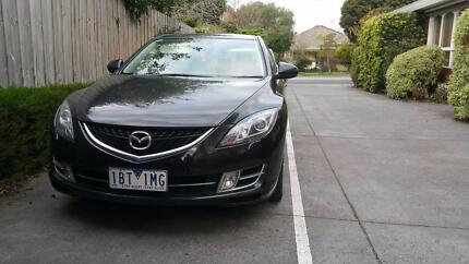 2008  Mazda6 sports Luxury FOR QUICK SALE Brunswick West Moreland Area Preview
