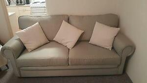 3 Seater Sofa Bed Croydon Burwood Area Preview