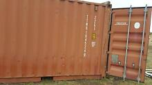 20FT SHIPPING CONTAINER , 10.25 KVA GENERATOR , KUBOTA FL850 Smeaton Hepburn Area Preview