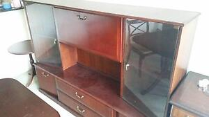 Display cabinet (hutch) Warriewood Pittwater Area Preview