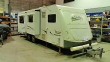 2009 Jayco Sterling 25.78-2 Narellan Camden Area Preview
