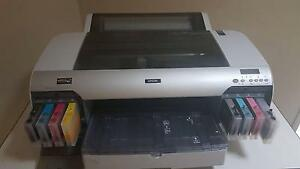 Epson Stylus Pro 4880 Printer Dye Sub Printer with Heat Press Pottsville Tweed Heads Area Preview