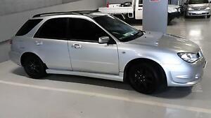 2007 Subaru Impreza Hatchback Woolloongabba Brisbane South West Preview