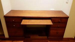 Study Desk - Free Pick up ASAP Hornsby Hornsby Area Preview