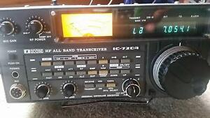 Amateur ICOM IC720A All band HF transceiver plus Power Supply Dee Why Manly Area Preview