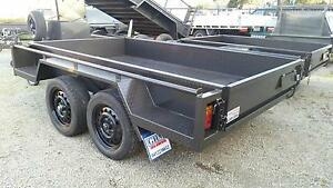9x5 Full Checker Plate 2 Ton Tandem Box Trailer Narre Warren Casey Area Preview