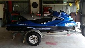Seadoo GTX Limited 215 Jetski for Sale Munruben Logan Area Preview
