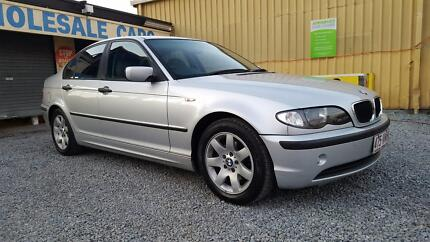 2004 BMW 318i Sedan, Leather Seats, Sunroof Greenslopes Brisbane South West Preview