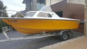 1986 Savage Streaker v17 Boat & Trailer Point Cook Wyndham Area Preview