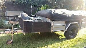 Johnno's Off Road Deluxe Camper Trailer Cumberland Park Mitcham Area Preview