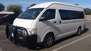 MUST GO!!! 2011 Toyota Hiace Van/Minivan Melbourne CBD Melbourne City Preview