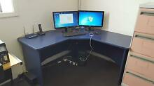 Well maintained Corner office desk ideal for business. Nerang Gold Coast West Preview