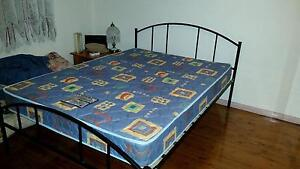 Double bed with mattress Werrington County Penrith Area Preview