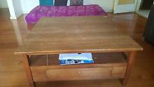 solid wood coffee table : moving sale :Must sell by 3rd july Campbellfield Hume Area Preview