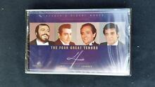 The four great tenor - Cassette Brand new, as in pictures Doveton Casey Area Preview
