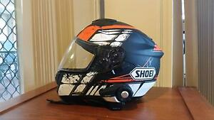 SHOEI GT-AIR PATINA Cleveland Redland Area Preview