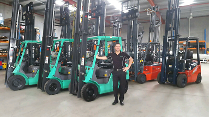 Call Davide Sirolli  for the BEST New & Used Forklift Deals!