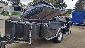 CAMPER TRAILERS BY BUILT TOUGH! Adelaide CBD Adelaide City Preview