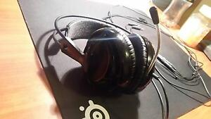 SteelSeries Siberia V2 Full-Size Gaming Headset Black Clayton South Kingston Area Preview