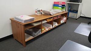 Long Shelf / TV Cabinet Campbelltown Campbelltown Area Preview