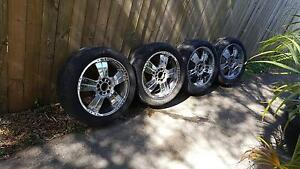 """17"""" Rims and tyres Fairfield Brisbane South West Preview"""