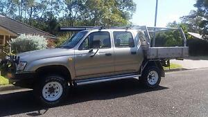 2002 Toyota Hilux Ute New Lambton Heights Newcastle Area Preview