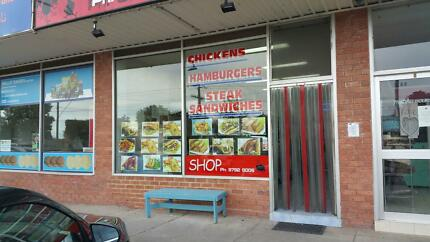TAKE AWAY / FISH & CHIPS shop in Doveton FOR SALE