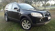 Holden Captiva LX Luxury 4x4, Auto, 7Seater, Petrol, Rego,Waranty Greenslopes Brisbane South West Preview