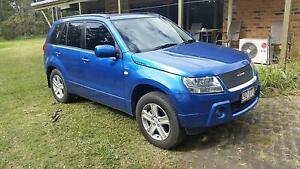 2008 Suzuki Grand Vitara Wagon Tanawha Maroochydore Area Preview