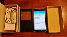Samsung Galaxy S5 16GB + S-View Cover Unlocked Pristine condition Chisholm Tuggeranong Preview