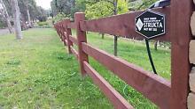 Premium Post and Rail Fencing Kits Hamilton Southern Grampians Preview