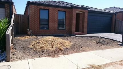 Finish our garden for $500 cash this week!!! Tarneit Wyndham Area Preview