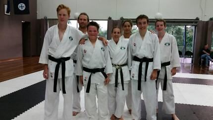 Karate Classes Beginners to Black Belts