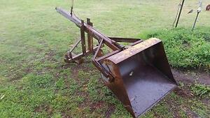 3 point Linkage rear bucket for tractor (scoop) Glen Aplin Southern Downs Preview