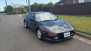 1990 Toyota MR2 Automatic. Hard top. No Rego, No Roadworthy Ryde Ryde Area Preview
