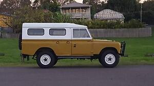1974 Land Rover Series 3 Wagon Norman Park Brisbane South East Preview