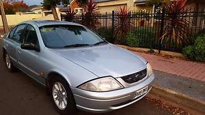 2001 Ford Falcon Sedan Glynde Norwood Area Preview