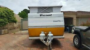 1982 Viscount Grand Tourer Family Van Bunks Toilet - Retro Edgewater Joondalup Area Preview