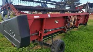 Case IH 22' Finger Reel, Pick-up Front Stockinbingal Cootamundra Area Preview