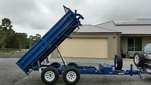 FROM $67 P/WEEK FINANCE* 10x6 TANDEM FLATBED TIPPER 3.5 TONNE GVM Narre Warren Casey Area Preview