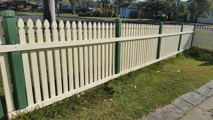 Fence need it gone ASAP, just remove it and take it Heckenberg Liverpool Area Preview