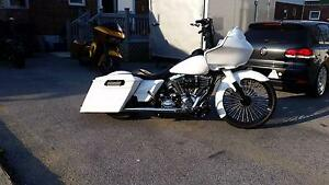 Harley Davidson Road Glide Custom Bagger Liverpool Area Preview