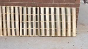 Wooden Mats - Single or Bulk lot available Windsor Hawkesbury Area Preview