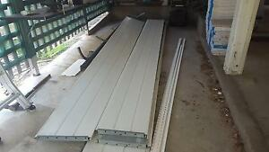 White Panel Garage Door 4800mm Long incl motor Moorooka Brisbane South West Preview