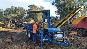 Firewood- A1 Quality season tree loopers split Firewood Mount Annan Camden Area Preview