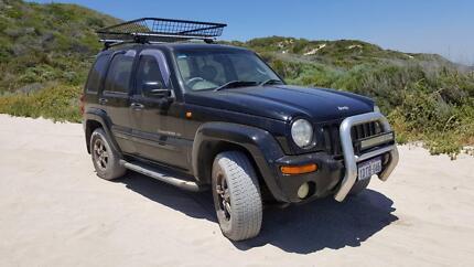 2003 Jeep Cherokee Wagon 4X4