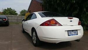 2001 Ford Cougar Coupe Springvale Greater Dandenong Preview