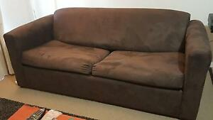 Selling fast, I'm Moving overseas: 3 seater sofa bed Griffith South Canberra Preview