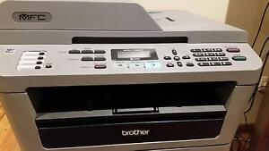BROTHER MFC-7362N Mono Laser Multifunction Printer with Fax Belmont Geelong City Preview